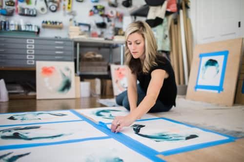 Beth Winterburn - Paintings and Art