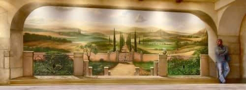 ARTSIDE MURALS - Murals and Wall Treatments