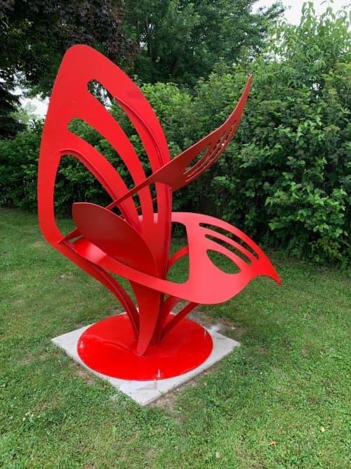 Hilde DeBruyne Art & Design LLC - Public Sculptures and Sculptures