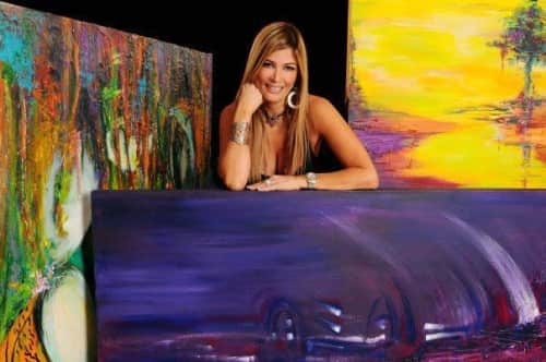 Michelle Betancourt - Paintings and Art