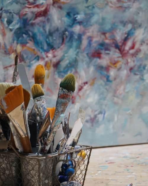 VÉ BOISVERT - Renovation and Paintings