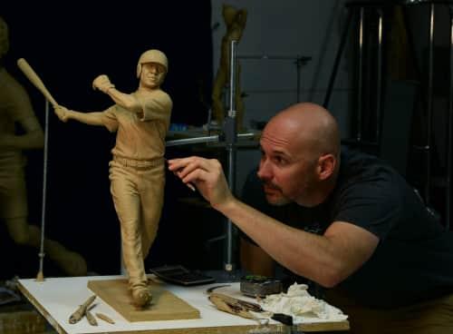 Sutton Betti - Public Sculptures and Public Art