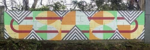 mynameisnotSEM - Public Art and Tiles