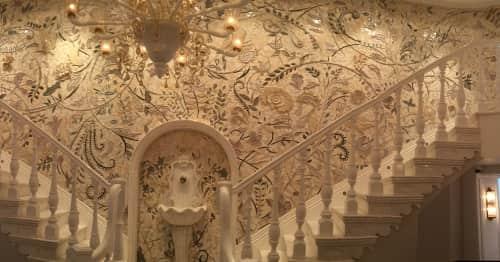Jane du Rand - Public Mosaics and Murals