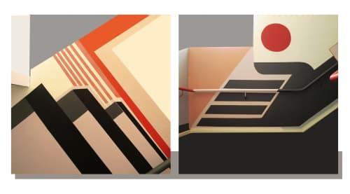 Min Design - Murals and Art