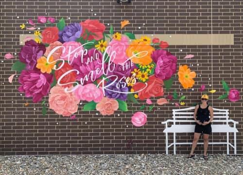 Jenna Brownlee - Public Art and Murals