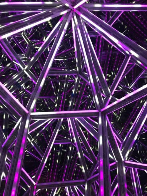 Klip Collective - Public Sculptures and Lighting