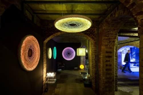 RUBERTELLI DESIGN - Lighting and Art