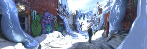 """Sebastian """"Cryote"""" Millar - Murals and Street Murals"""