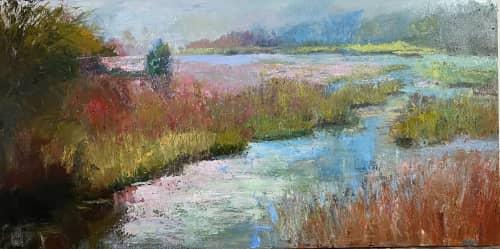 Julia Lawing Fine Art - Paintings and Art