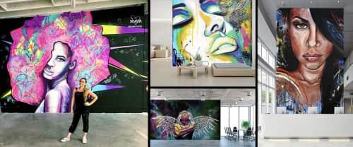 Devona Stimpson - Paintings and Murals