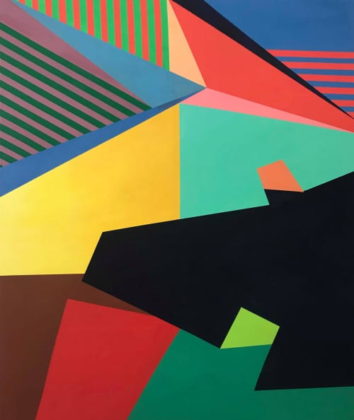 Diuna Ostrowski - Paintings and Art