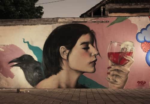 Dnztwo - Murals and Street Murals