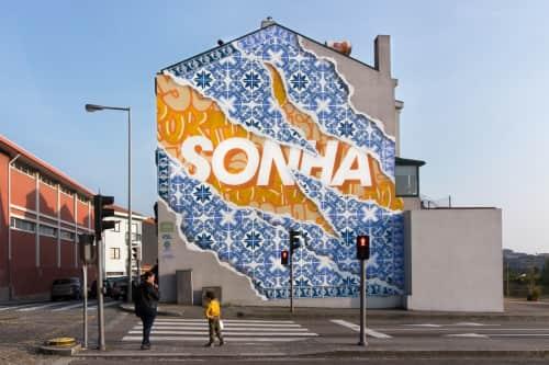Add Fuel - Street Murals and Murals