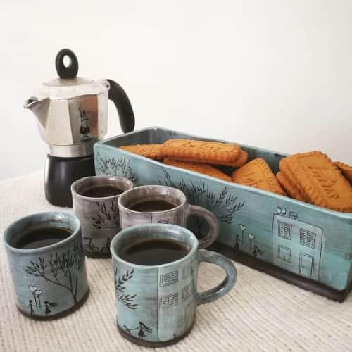 Julia Kofman - Cups and Tableware