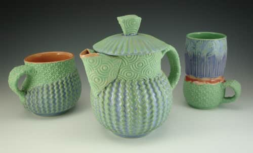 Annie Chrietzberg - Tableware and Planters & Vases