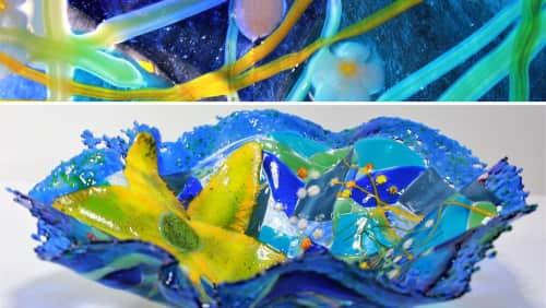 Elijah Kell Art Glass - Sculptures and Art