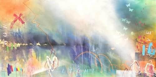 Bea Garding Schubert - Renovation and Paintings