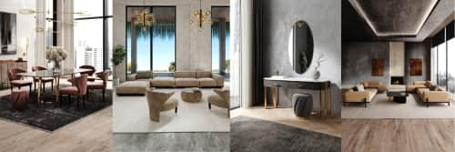 ALGA by Paulo Antunes - Renovation and Sofas & Couches