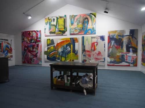 Eric Mangen - Art