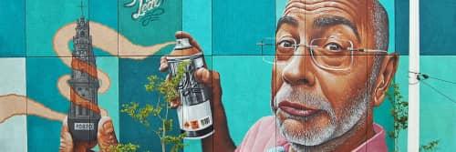 MrDheo - Street Murals and Public Art