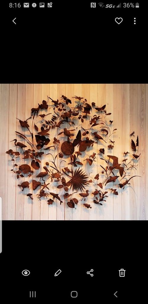 Joe Walters - Sculptures and Art