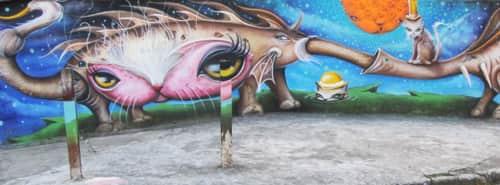 Andre Gonzaga Dalata - Street Murals and Murals
