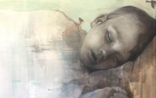 Tifenn Python - Paintings and Murals