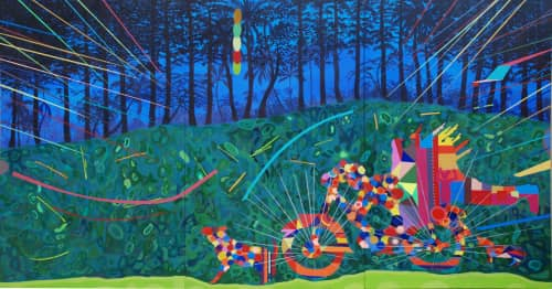Hector Ledesma - Art and Street Murals