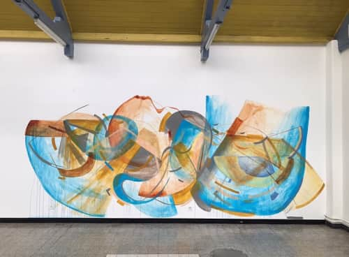 Crystal Fischetti - Art and Street Murals