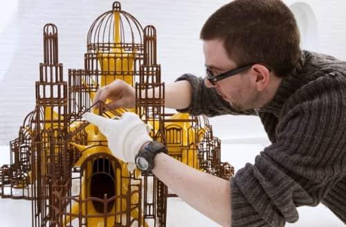 STUDIO NICK ERVINCK - Art and Public Art