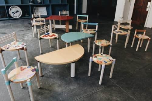 Jeff Rubio - Furniture and Planters & Vases