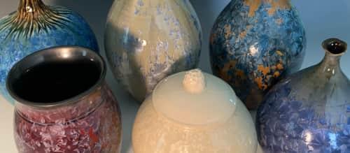 Bikki Stricker - Tableware and Planters & Vases