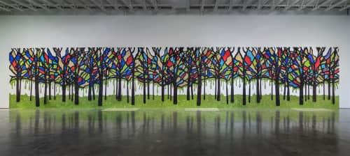 Dylan Mortimer - Art and Public Sculptures