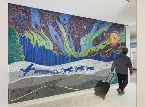 Stacia Goodman Mosaics - Art and Renovation