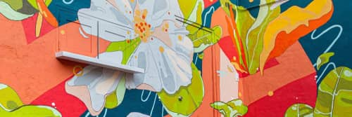 Ash Taylor - Murals and Art