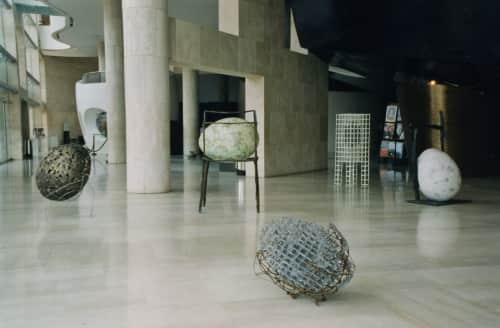 CARLOS BASANTA - Public Sculptures and Sculptures