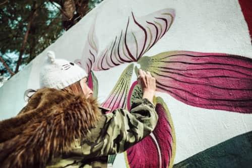 La Rivera Ilustrada - Murals and Street Murals