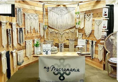 Macramania - Macrame Wall Hanging and Art
