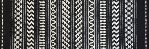 Sunday / Monday by Nisha Mirani and Brendan Kramer - Rugs & Textiles and Wall Hangings