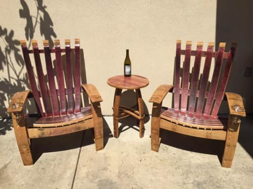 RAW Woodworks - Chairs and Furniture
