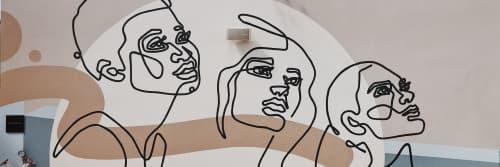 Allison Kunath - Murals and Street Murals