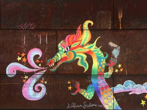 Jillian Selene Art - Paintings and Murals