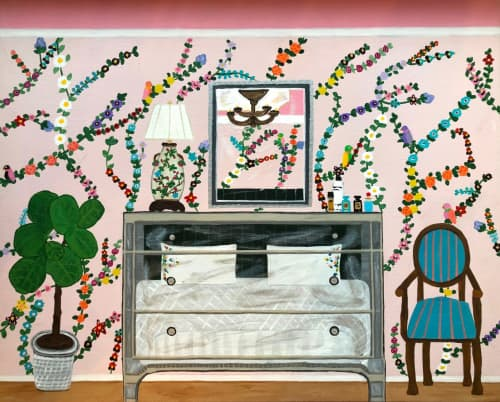 THIS IS CARLY BECK - Paintings and Interior Design