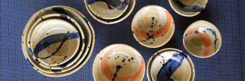 Orna's Pottery - Cups and Tableware