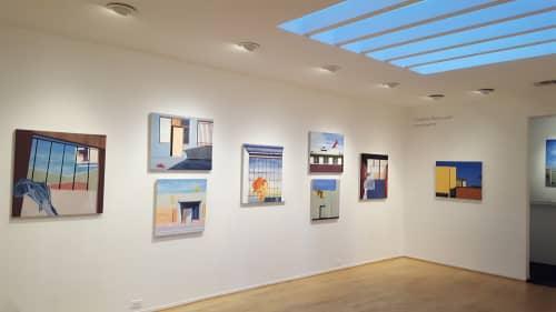 Christine Rasmussen - Paintings and Art