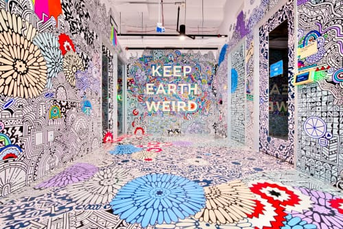 Sophie Roach - Murals and Art
