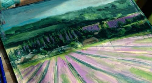 Tom Voyce - Paintings and Art