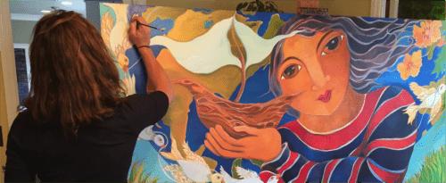 Tina Short - Paintings and Art