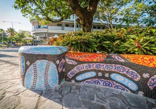 Symmetry Mosaics - Public Mosaics and Public Art